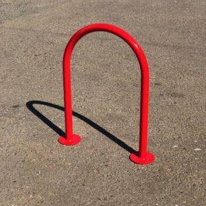 Велопарковка U одиночная