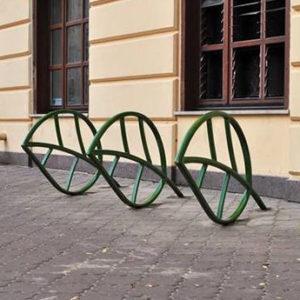 Велопарковка Лист на 2 места