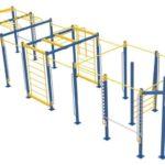 Атлетический комплекс для сдачи норм ГТО АК100 | 72 000₽