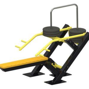 Тренажеры со свободными весами