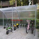 Велопарковка ВП2 (от 2 до 10 мест) |