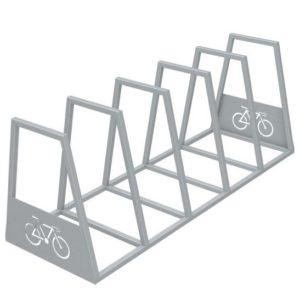 Велопарковка Велос нержавейка (от 3 до 8 мест)